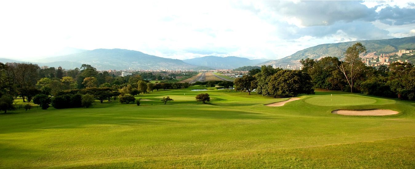 Campo de Golf El Rodeo