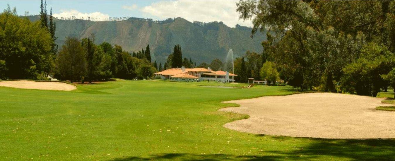 Campo de Club Militar de Golf